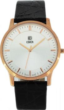 Швейцарские наручные  мужские часы Cover PL42005.06. Коллекция Reflections