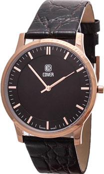 Швейцарские наручные  мужские часы Cover PL42005.07. Коллекция Gents