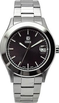 Швейцарские наручные  мужские часы Cover PL42031.01. Коллекция Gents