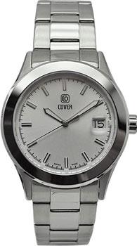 Швейцарские наручные  мужские часы Cover PL42031.02. Коллекция Gents