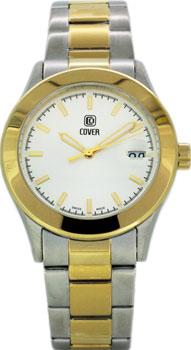 Швейцарские наручные  мужские часы Cover PL42031.03. Коллекция Reflections