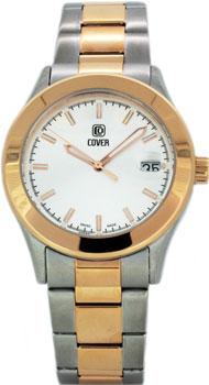 Швейцарские наручные  мужские часы Cover PL42031.04. Коллекция Reflections