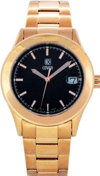 Швейцарские наручные  мужские часы Cover PL42031.05. Коллекция Reflections