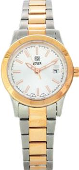 Швейцарские наручные  женские часы Cover PL42032.04. Коллекция Reflections