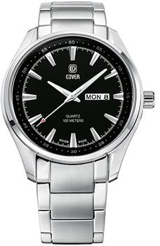 Швейцарские наручные  мужские часы Cover PL44027.01. Коллекция Gents