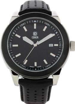 Швейцарские наручные  мужские часы Cover PL44035.01. Коллекция Reflections