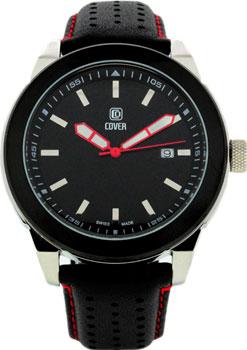 Швейцарские наручные  мужские часы Cover PL44035.02. Коллекция Reflections