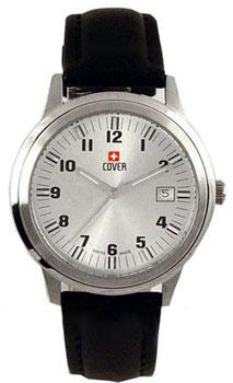 Швейцарские наручные  мужские часы Cover PL46004.10. Коллекция Gents