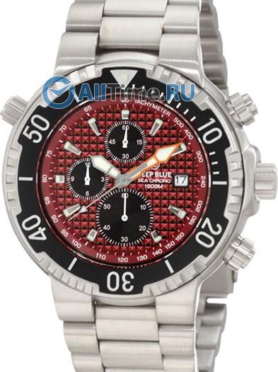 Мужские наручные часы в коллекции Sea Chrono Deep Blue