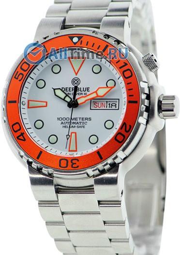 Мужские наручные часы в коллекции Sea Diver Deep Blue