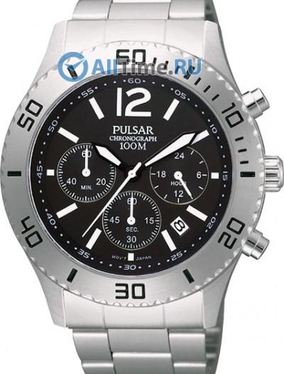 Мужские наручные часы в коллекции Chronograph Pulsar