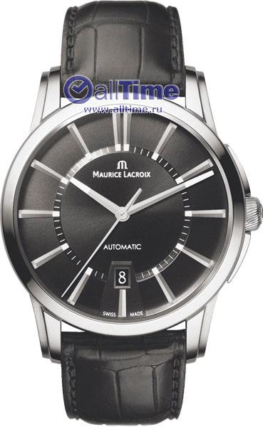 Мужские наручные швейцарские часы в коллекции Pontos Maurice Lacroix