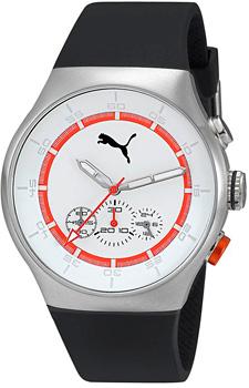 fashion наручные  мужские часы Puma PU102541001. Коллекция Chronograph