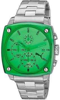 fashion наручные  мужские часы Puma PU102591004. Коллекция Chronograph