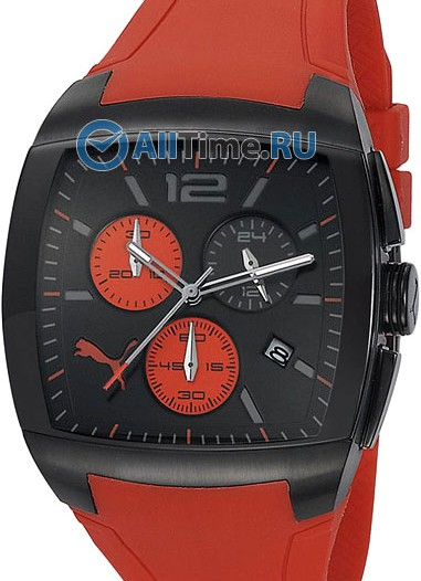 Мужские наручные fashion часы в коллекции Chronograph Puma
