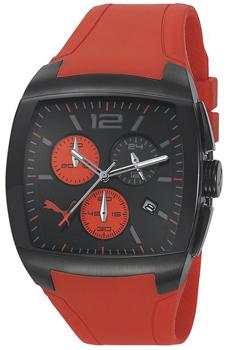 fashion наручные  мужские часы Puma PU102721001. Коллекция Chronograph