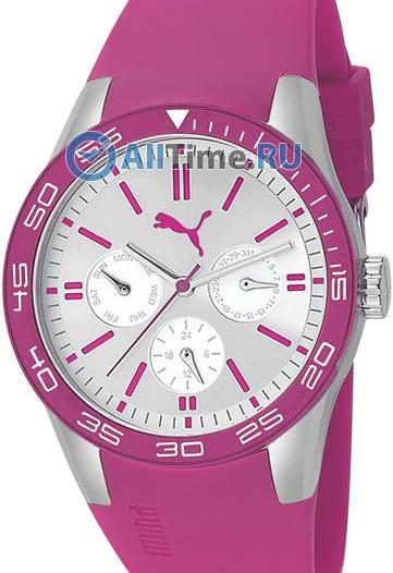 Женские наручные fashion часы в коллекции Functions Puma