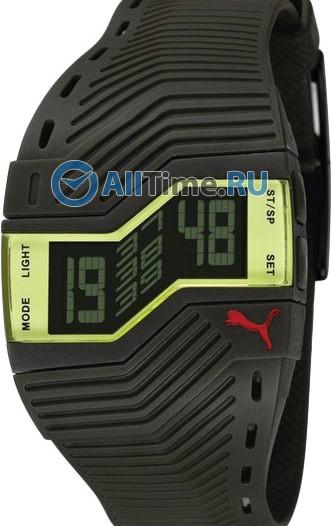Мужские наручные fashion часы в коллекции Electronic Puma