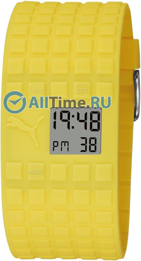 Женские наручные fashion часы в коллекции Unisex Puma