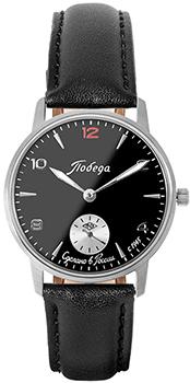 Российские наручные  мужские часы Pobeda PW-03-62-10-0005. Коллекция Красная 12