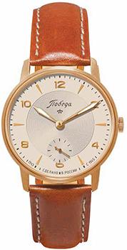 Российские наручные  женские часы Pobeda PW-03-62-10-0051. Коллекция Классик