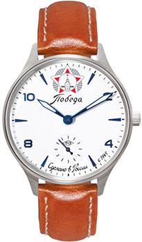 Российские наручные  мужские часы Pobeda PW-04-62-10-0010. Коллекция 70 лет Победы