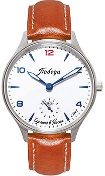 Российские наручные  мужские часы Pobeda PW-04-62-10-0020. Коллекция Красная 12