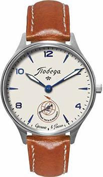 Российские наручные  мужские часы Pobeda PW-04-62-10-0055. Коллекция Классик