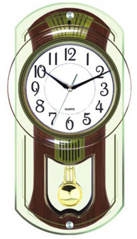 Power PW6126JPMKS2. Коллекция Настенные часы