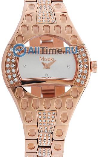Женские наручные fashion часы в коллекции Metal Misaki