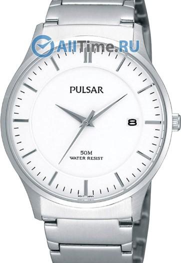 Мужские наручные часы в коллекции Braselet Pulsar