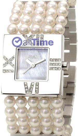 Женские наручные fashion часы в коллекции Pearl Misaki