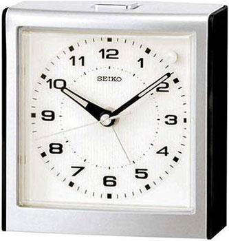 Настольные часы  Seiko Clock QHE040KN. Коллекция Интерьерные часы