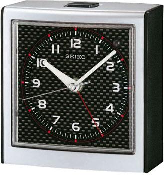 Настольные часы  Seiko Clock QHE040SN. Коллекция Интерьерные часы