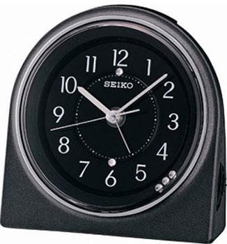 Настольные часы  Seiko Clock QHE076KN. Коллекция Интерьерные часы