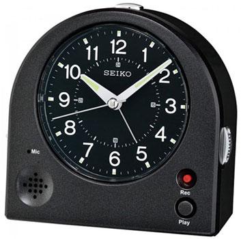 Настольные часы  Seiko Clock QHE081KN. Коллекция Интерьерные часы