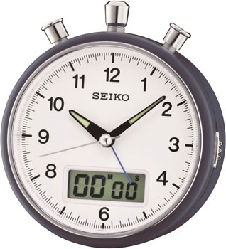 Seiko Clock QHE114LN. Коллекция
