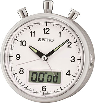 Seiko Clock QHE114SN. Коллекция