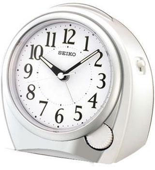 Настольные часы  Seiko Clock QHK009WN-T. Коллекция Интерьерные часы