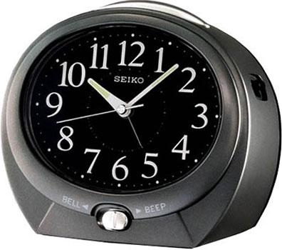 Настольные часы  Seiko Clock QHK012KN-T. Коллекция Интерьерные часы