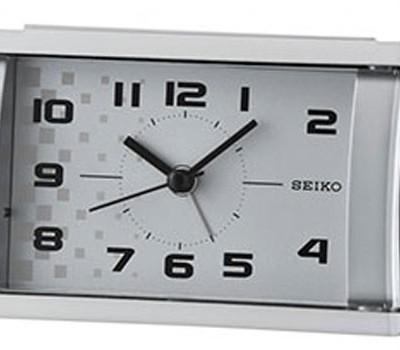 Настольные часы  Seiko Clock QHK027SN. Коллекция Интерьерные часы