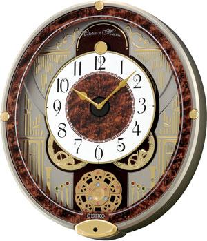 Seiko Clock QXM265BT. Коллекция