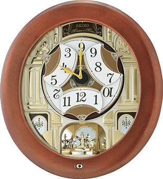 Seiko Clock QXM340B. Коллекция