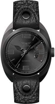 Швейцарские наручные  мужские часы Aviator R.3.08.5.093.4. Коллекция Propeller