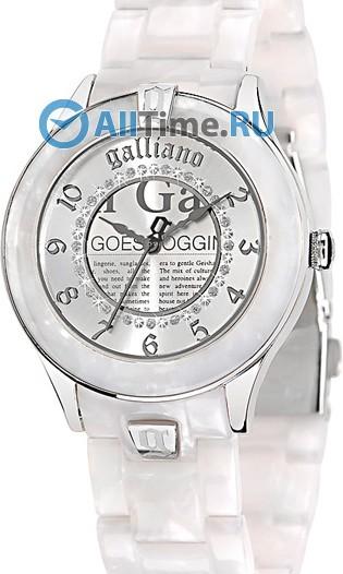 Женские наручные fashion часы в коллекции Pictural Galliano
