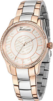 fashion наручные  женские часы Galliano R2553121503. Коллекция Metropolis