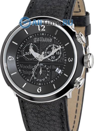 Мужские наручные fashion часы в коллекции Galliano Galliano