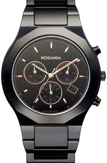 Мужские наручные швейцарские часы в коллекции Castor Rodania