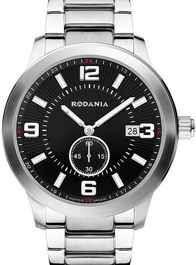 Мужские наручные швейцарские часы в коллекции Cycle Rodania