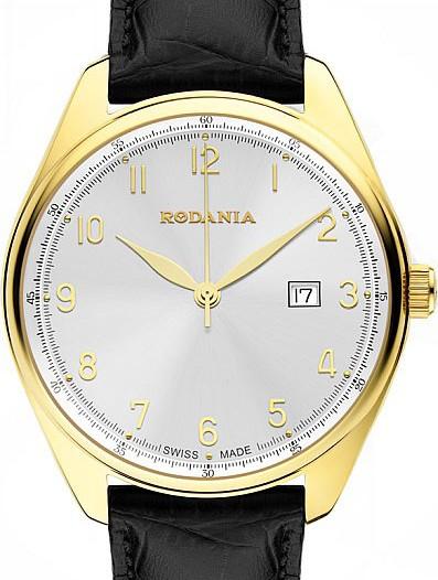Мужские наручные швейцарские часы в коллекции Nelson Rodania